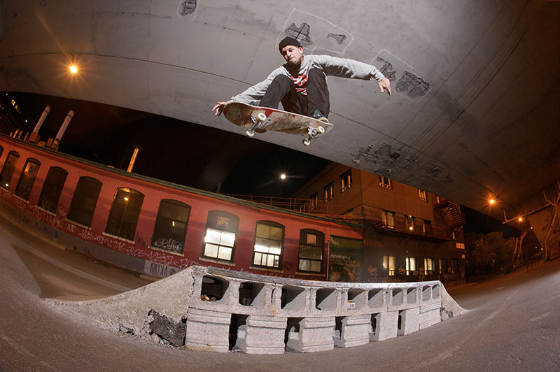 AndrewMcGraw, Ollie. Crédit photo : Dan, via Exposé Magazine