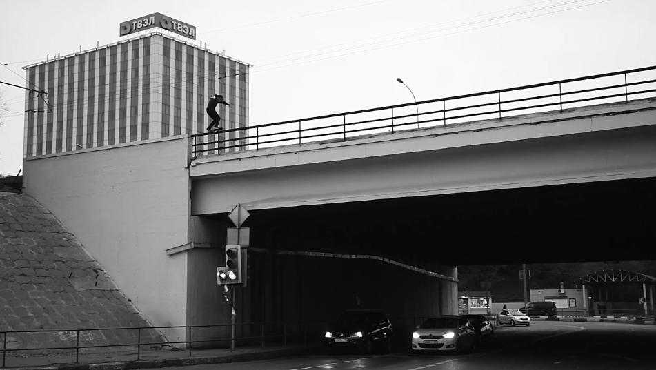 Roma Alimov Skate near death