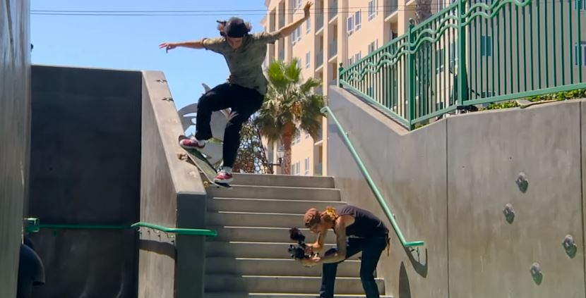 baker skateboards promo video