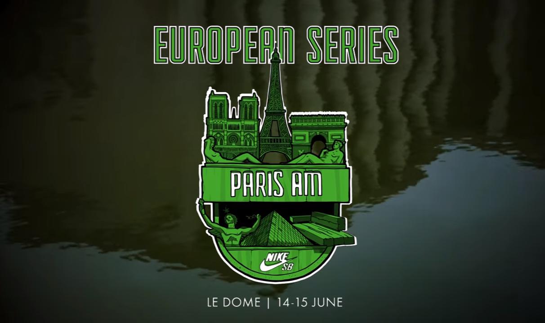 Nike sb paris am 2016 - 14 et 15 juin 2016 - le dôme