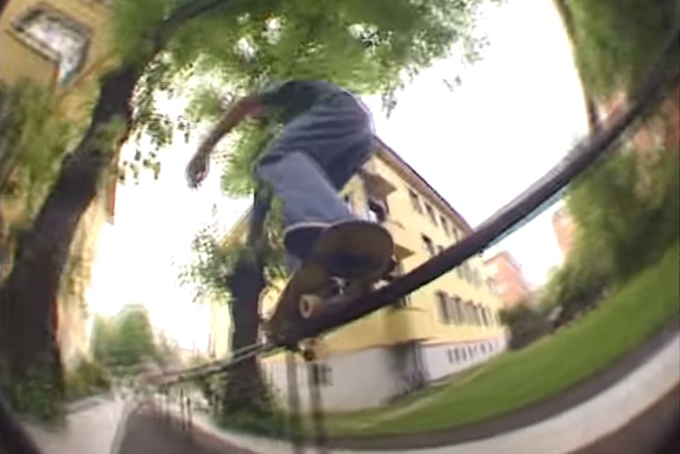 Karsten Kleppan in Norway for Nike Skateboarding