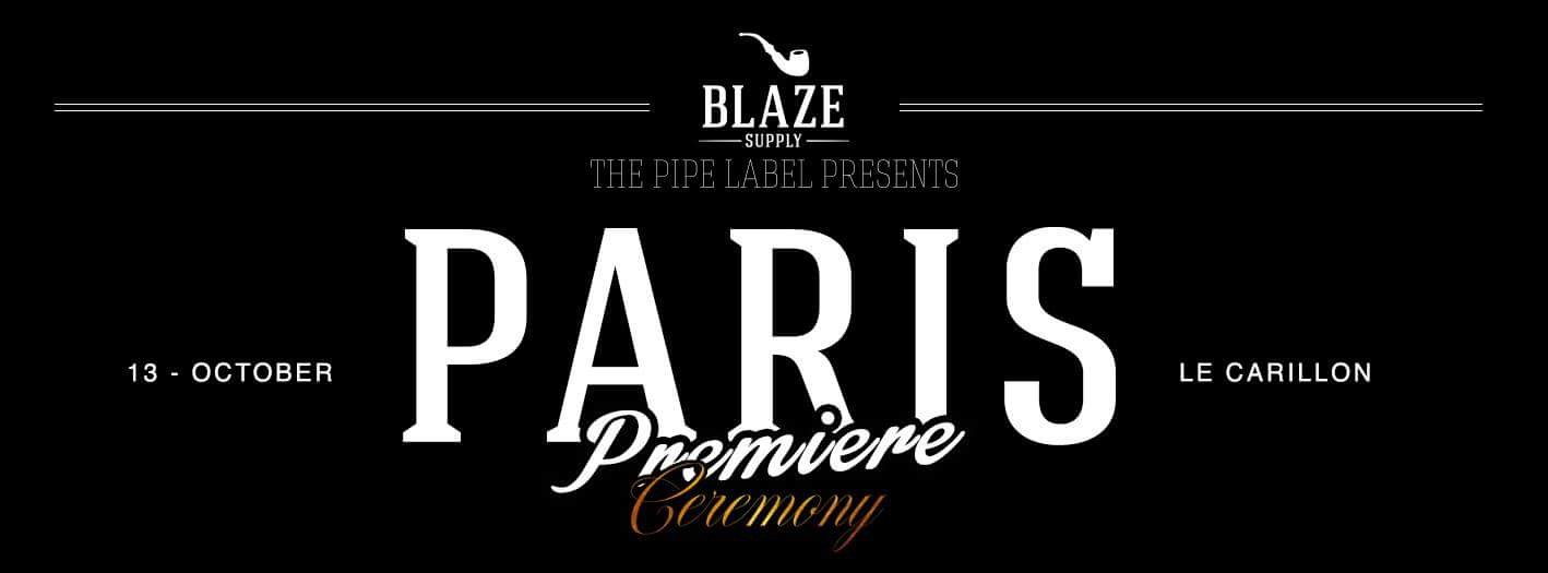 Blaze Paris Premiere Ceremony