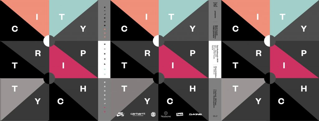 DPY City Triptych – PARIS Booklaunch – 26/10/2017