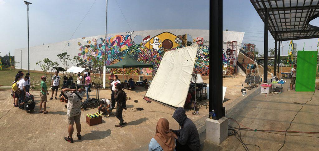 Kalidojo Skatepark Jakarta Indonesia