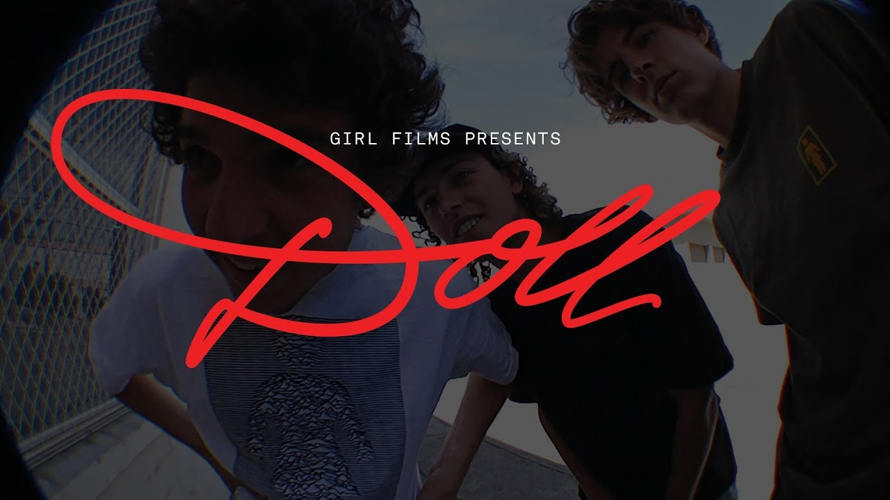 Doll Girl Skateboards video