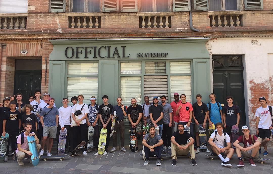 official skateshop